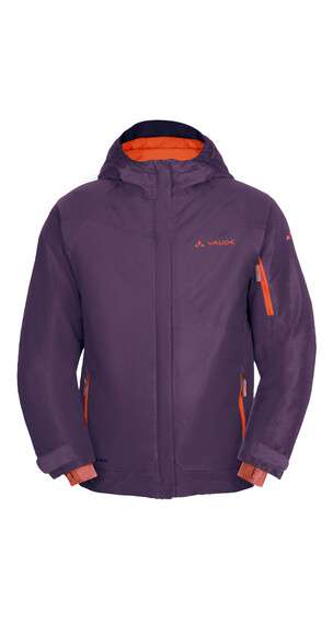 VAUDE Girls Matilda Jacket Elderberry